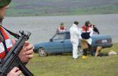 Balıkesir'de bir kişi silahla vurulmuş halde ölü bulundu