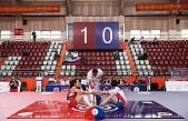 2021 Dünya Mas Güreşi Şampiyonası'nın ikinci ayağı İstanbul'da başladı