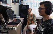 Rap sayesinde hayata bağlanan kas hastası, konsere hazırlanıyor