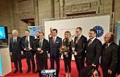 Berlin'den Onur Ödülü