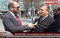 SEÇİM ÖZEL Osmangazi'de Seçmenin Nabzını Tuttu