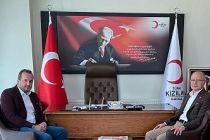MİLLETVEKİLİ REFİK ÖZEN'DEN MERHAMET ELİNE DESTEK