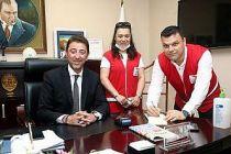 Bandırma Belediye Başkanı Tolga Tosun'dan
