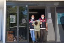 Bursa'da konteyner hırsızlığı yapan kişi tutuklandı