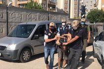 Bursa'da yangın çıkardığı iddia edilen şüpheli tutuklandı