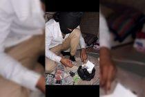 DEAŞ şüphelisinin bomba hazırlarken çekildiği iddia edilen fotoğrafları ele geçirildi