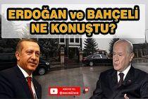 Erdoğan ve Bahçeli Ne Konuştu?