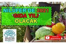 Nilüfer'de 2021 Gıda Yılı Olacak!