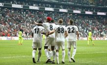 Beşiktaş'tan Avrupa'da iyi başlangıç