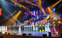 Kazakistan'da 'Dans Ruhu' festivali düzenlendi