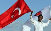 Somali Türkiye ile ayağa kalkıyor