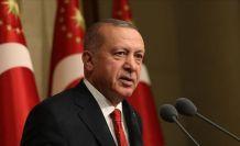 Cumhurbaşkanı Erdoğan: Hiçbir yaptırım tehdidi Türkiye'yi haklı davasından vazgeçiremez