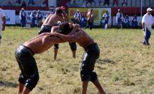 660. Tarihi Kırkpınar Yağlı Güreşleri'nde son gün müsabakaları başladı