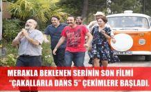 MERAKLA BEKLENEN SERİNİN SON FİLMİ ''ÇAKALLARLA DANS 5'' ÇEKİMLERE BAŞLADI.