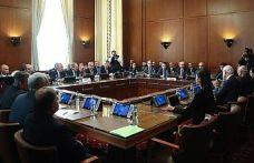 Cenevre'deki Suriye konulu bakanlar toplantısı başladı