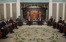 TBMM Başkanı Yıldırım: Çin'i stratejik dost bir ülke olarak görüyoruz