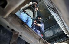 Adana'da filmleri aratmayacak hırsızlık