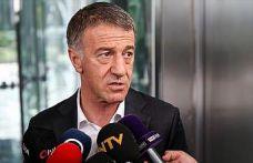 Ahmet Ağaoğlu: Futbolun marka değerinin büyük zarar gördüğüne inanıyorum