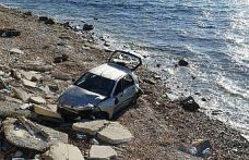 Balıkesir'de otomobille çarpışan motosikletin sürücüsü öldü
