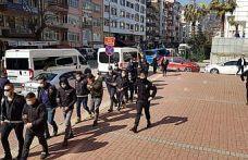 GÜNCELLEME - Kocaeli'de uyuşturucu operasyonunda yakalanan 8 şüpheliden 5'i tutuklandı