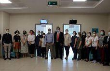 Aşılama oranı yüksek illerden Edirne'de 18-30 yaş grubundakilere aşı olmaları çağrısı yapıldı