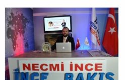 Usta gazeteci Necmi İnce'nin hazırlayıp sunduğu İNCE BAKIŞ programı başladı.