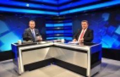 Necmi İnce ile Zirvedekiler'in Konuğu Büyükorhan Belediye Başkanı Sn: Hasan TAŞ 01 04 2017