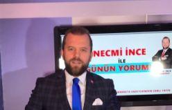 NECMİ İNCE İLE GÜNÜN YORUMU Ak Parti Bursa'da istifa eden ilçe başkanlarıyla ilgili değerlendirmede bulundu.