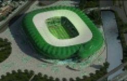 Timsah Arena - İnşaat Canlı İzle