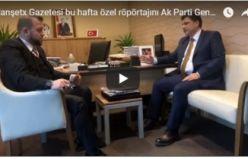 Manşetx Gazetesi bu hafta özel röpörtajını Ak Parti Genel Merkez Siyasi Hukuki İşler Başkan Yardımcısı Sn.Mehmet Tuncak ile gündeme dair önemli konular değerlendirecektir._01