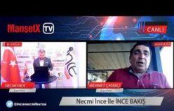 Necmi İnce İle İnce Bakış Konuğu Mehmet Çatakcı