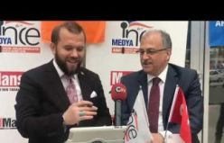 NECMİ İNCE İle SEÇİM ÖZEL Osmangazi Belediye Başkanı aday adayı Sn.Tahsin Kara Konuk Oldu.