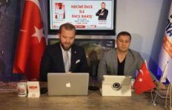 13.11.2018 İnce Bakışın bugünkü konuğu Milli Sporcu ,Milli Takımlar Antrenör İlhan Zaralı konuk oldu