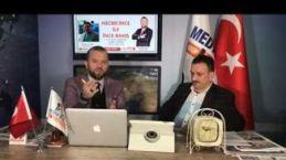 17.10.2018 Necmi ince ile ince bakış programının bugünkü konuğu gazeteci irfan Aydın oldu