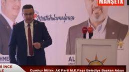 Cumhur İttifakı AK Parti Bursa Mustafa Kemal Paşa Belediye Başkan Adayı Mehmet Kanar Konuşması