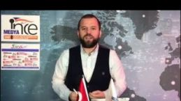 NECMİ İNCE İLE GÜNÜN YORUMU İLE DÜNYADA MÜSLÜMANLARA ZULÜM VAR KONUSUNU İLETTİ. 08.12.2018