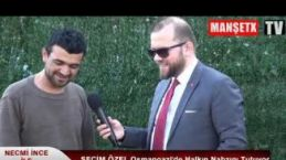 SEÇİM ÖZEL Osmangazi'de Halkın Nabzını Tutuyor