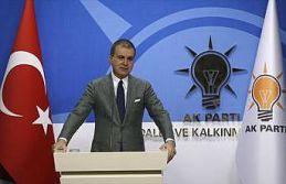 AK Parti Sözcüsü Çelik: AK Parti her bölgede...