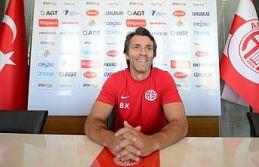 Antalyaspor teknik direktörü Korkmaz: Sivasspor...