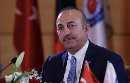 Dışişleri Bakanı Çavuşoğlu: Türkiye'nin ses...