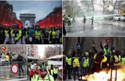 Avrupa'da yine gösteri hazırlıkları yapılıyor