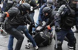 Fransa İçişleri Bakanından 'polis şiddeti'...