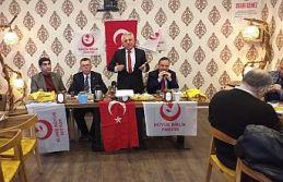 Bbp Yıldırım Belediye Baskan Adayı Ayhan Özbek...