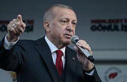 Cumhurbaşkanı Erdoğan: 'Bölücü örgüte Kandil'i...