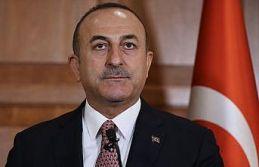 Dışişleri Bakanı Çavuşoğlu: İran yerine petrolü...