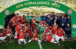 Almanya Kupası Bayern Münih'in