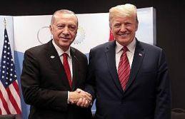 Cumhurbaşkanı Erdoğan ile ABD Başkanı Trump G-20...