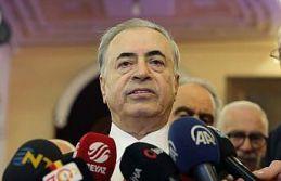 Galatasaray Kulübü Başkanı Mustafa Cengiz'den...