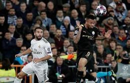 Manchester City, Madrid'den avantajla dönüyor