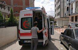 Kocaeli'de kamyonetin çarptığı çocuk yaralandı